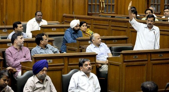 Delhi Assembly passes resolution against excise duty on jewellery