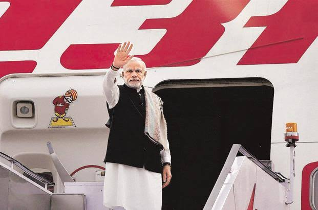 PM Modi to embark on seven-day visit to US