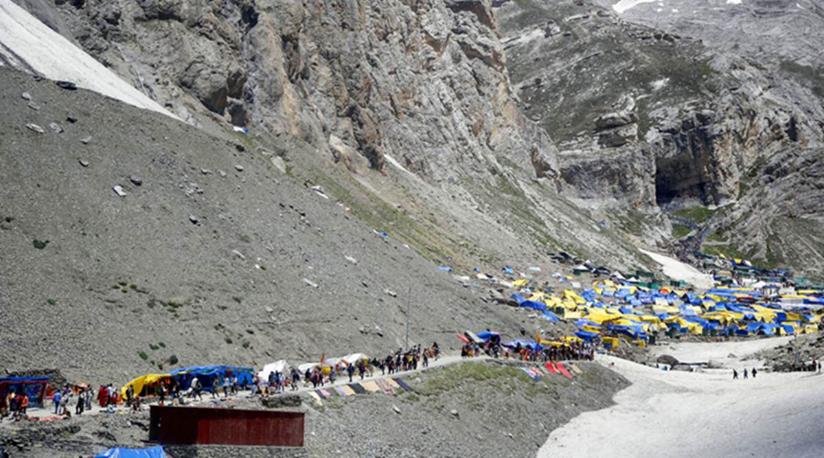 Amarnath Yatra: Maximum 500 yatris only could be allowed per day