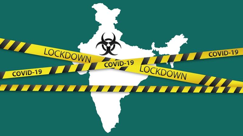 haryanagovtimposesweekendlockdowninninedistricts