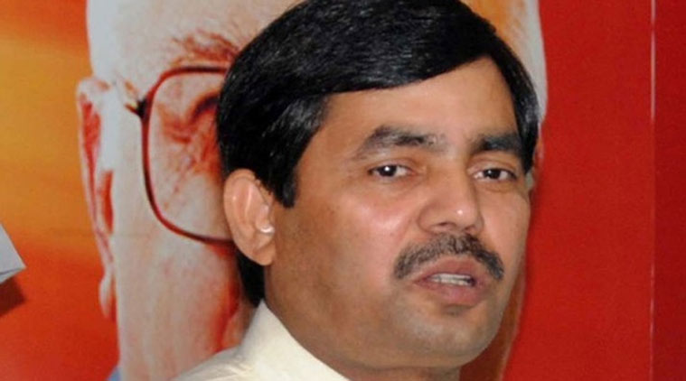 BJP governments have no plan to close madrassas: Shahnawaz Hussain