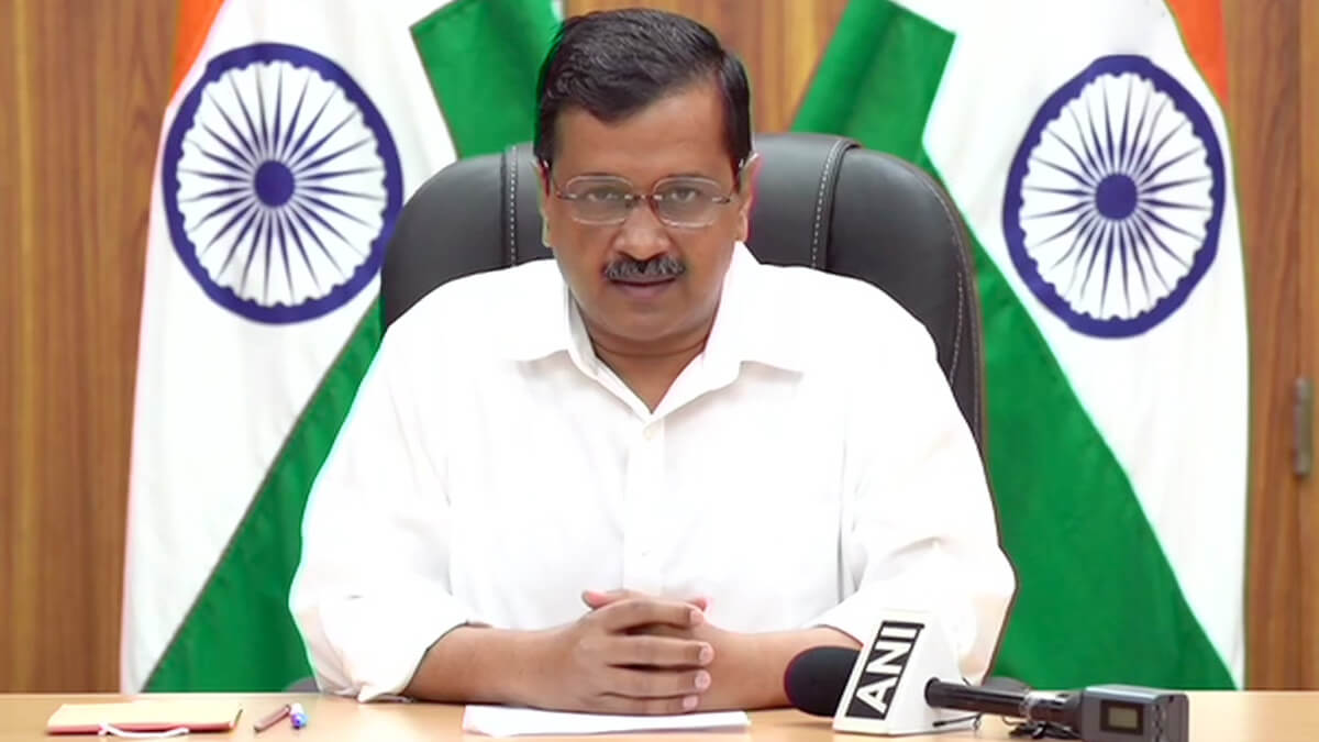 Delhi facing shortage of ICU beds, oxygen decreasing sharply, says CM Kejriwal