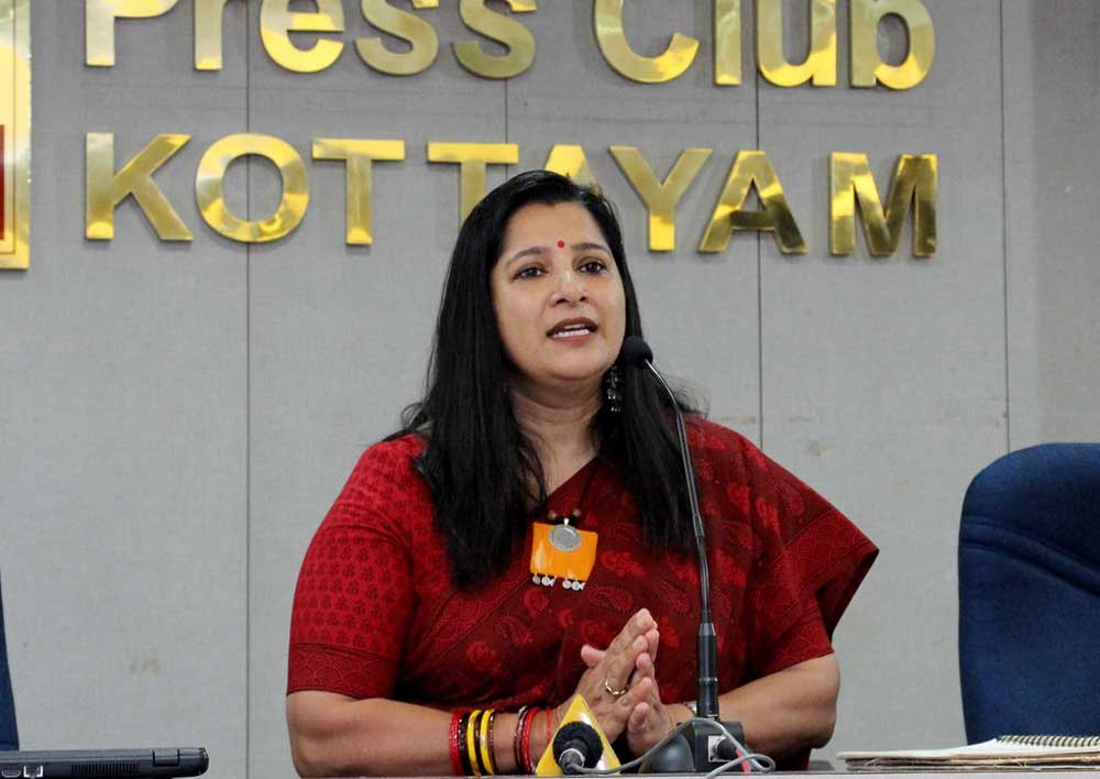 Kerala MP's wife  narrates 'sexual harassment' incident, sparks row