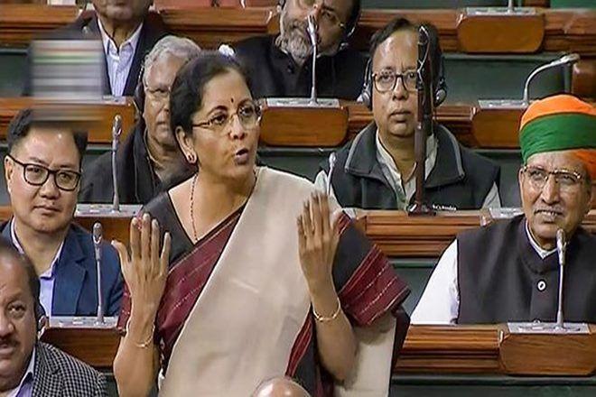 economynotintrouble;greenshootsvisible:nirmalasitharaman