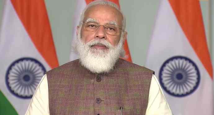 indiahasstrongestandmostvibrantdemocracy:modi