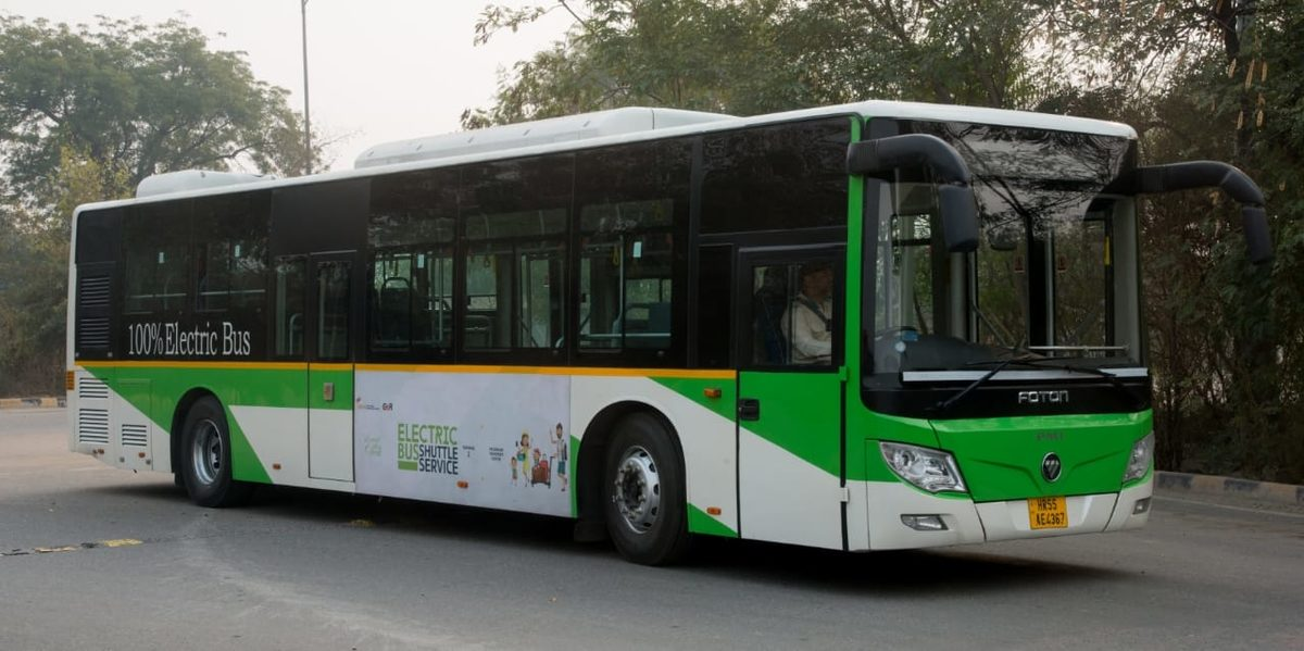 670 Electric buses sanctioned in three States and One UT under Phase-2 of FAME India scheme