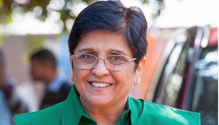 Press is critical partner in democracy: Kiran Bedi