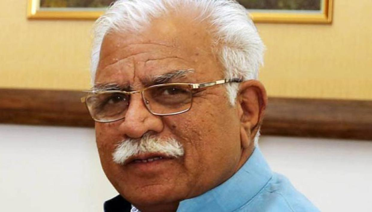 Manohar Lal Khattar thanks voters after exit poll predictions