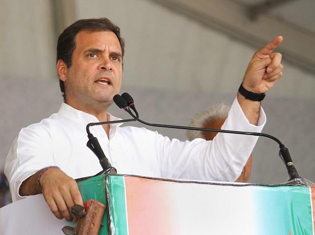 Rahul taunts Modi over claim on cloud cover during air strike