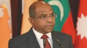 Maldives Foreign Minister says together, we need to overcome the challenges that we face in vaccinating the world