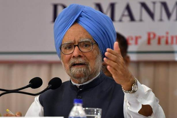 Former PM Manmohan Singh tests positive for COVID-19, admitted to AIIMS Delhi