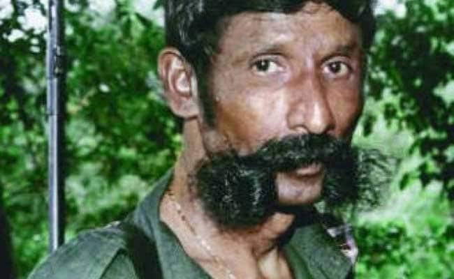 Sandalwood Smuggler Veerappan