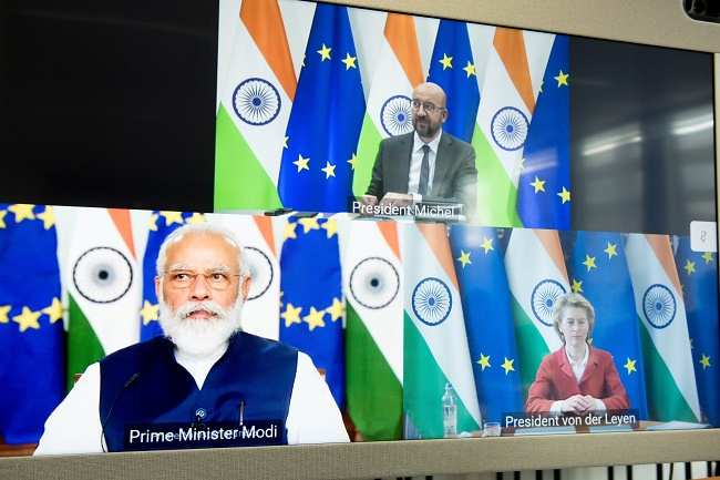 India and the European Union are natural partners: PM Modi