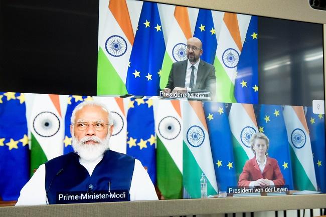 India and the European Union are natural partners: PM Modi