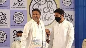 Mukul Roy returns to Trinamool