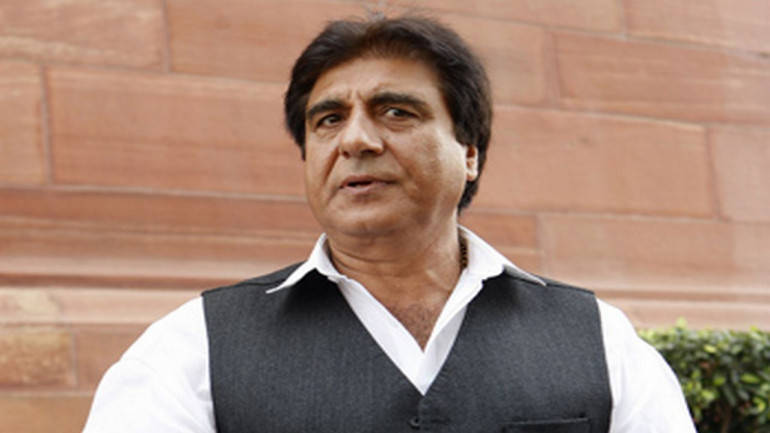 Anything PM says has a question mark: Raj Babbar