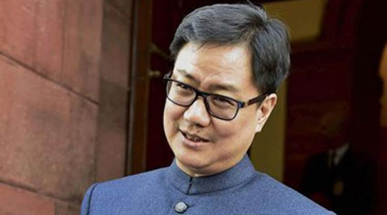 India will perform better at Tokyo Olympics: Rijiju