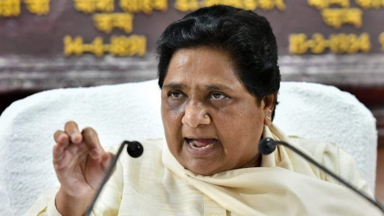 Mayawati opposes Citizenship Amendment Bill