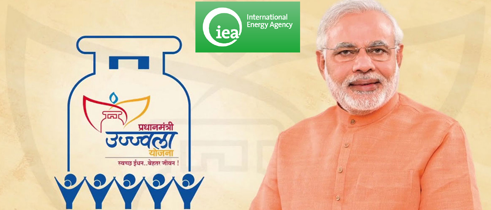 IEA praises Ujjwala scheme for providing free cooking gas connection to poor