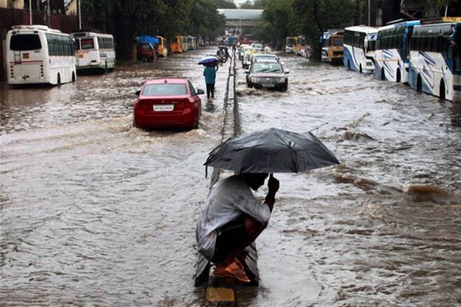 Incessant rains lash Mumbai, Thane district
