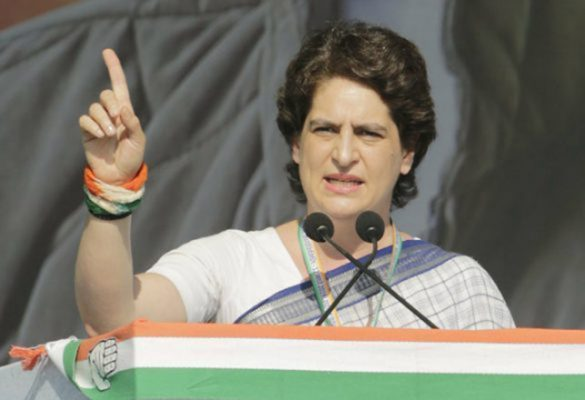Insult of Dalit voices cannot be tolerated: Priyanka Gandhi