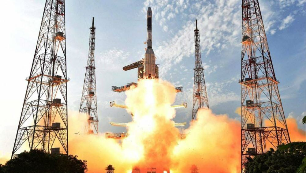 Isro successfully launches PSLV-C48 with Indian