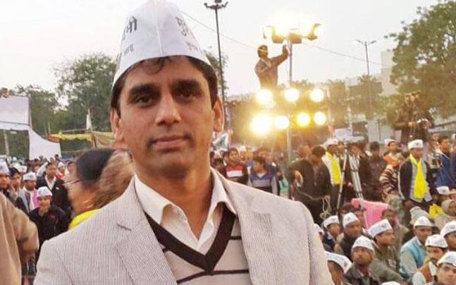 Punjab Police arrests AAP MLA Naresh Yadav in sacrilege case