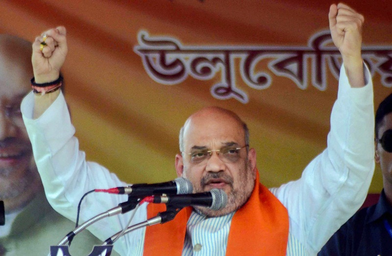 After three phases, confident of BJP forming next govt with full majority: Amit Shah