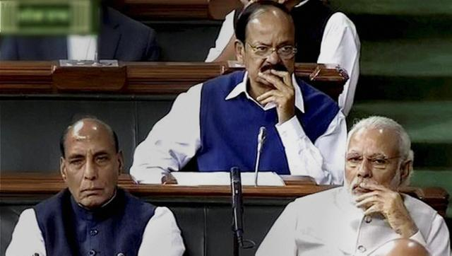 Govt to notify Real estate bill on May 1: Naidu