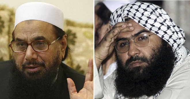 Azhar, Saeed declared individual terrorists under new anti-terror law