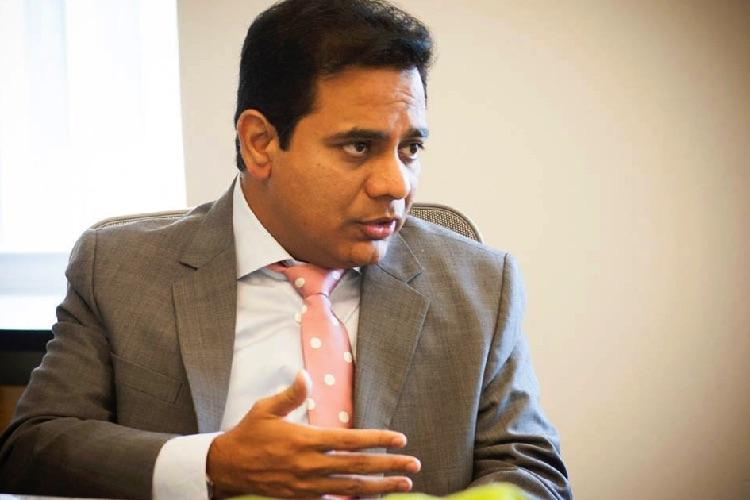 KTR to attend summit in Sri Lanka on Aug 11