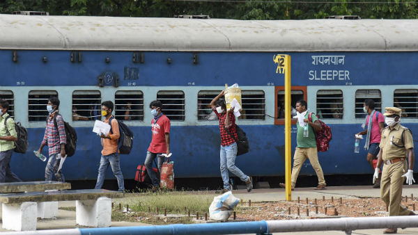 Over 40 lakh migrant workers ferried by Railways
