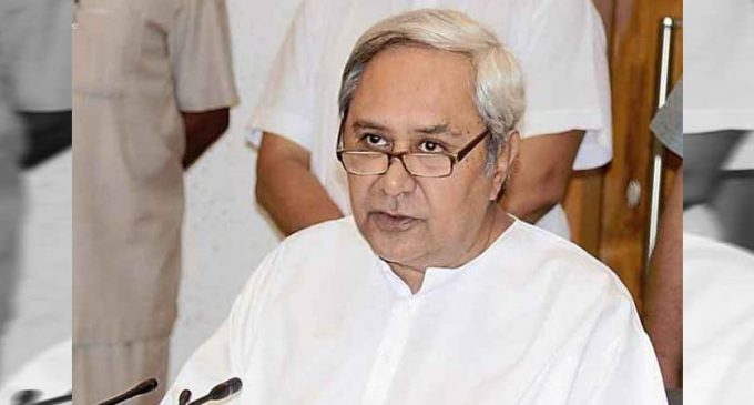 Naveen Patnaik becomes BJD president for 8th time