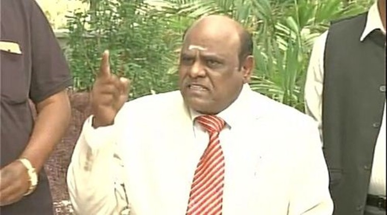 Justice Karnan issues non-bailable warrant against CJI, 6 SC judges