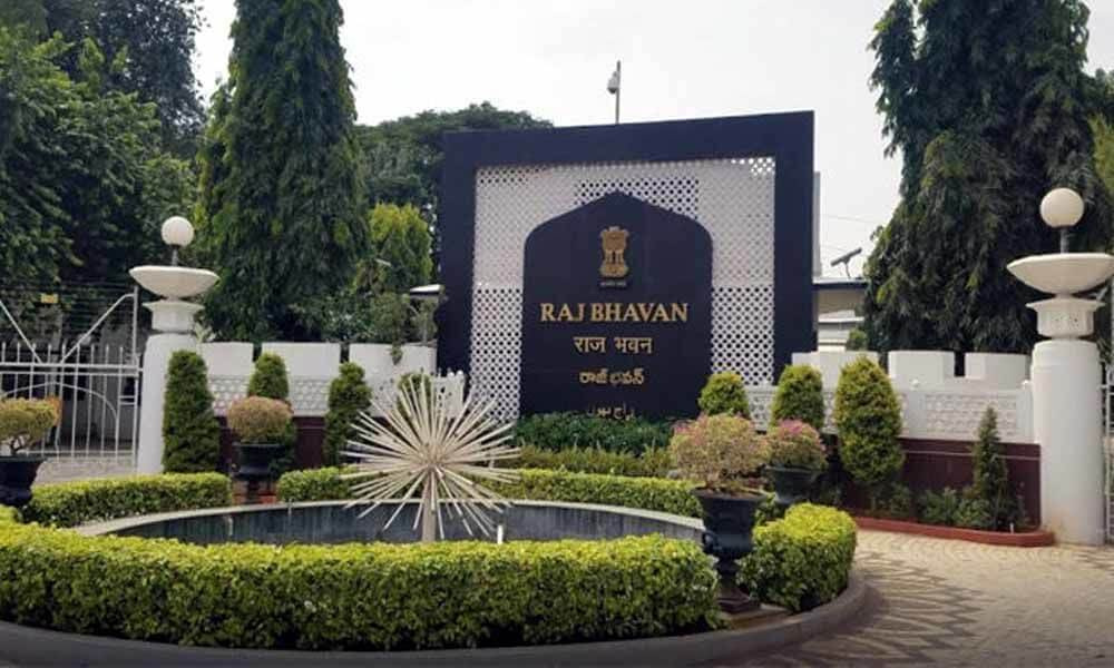 Telangana Raj Bhavan found 48 positive cases of Coronavirus