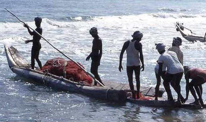 Seven TN fishermen held by Sri Lankan Navy
