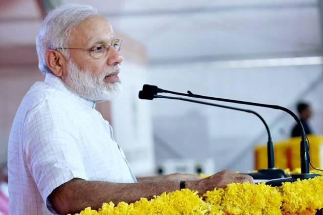 PM Modi asks all state govts to accord high priority to CCTNS
