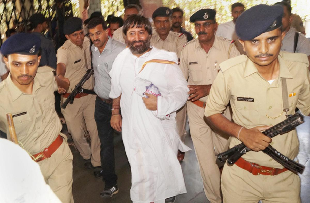 Gujarat court convicts Asaram Bapu's son Narayan Sai in rape case