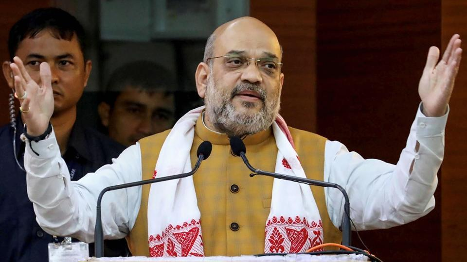 Centre wants better coordination with all states: Amit Shah