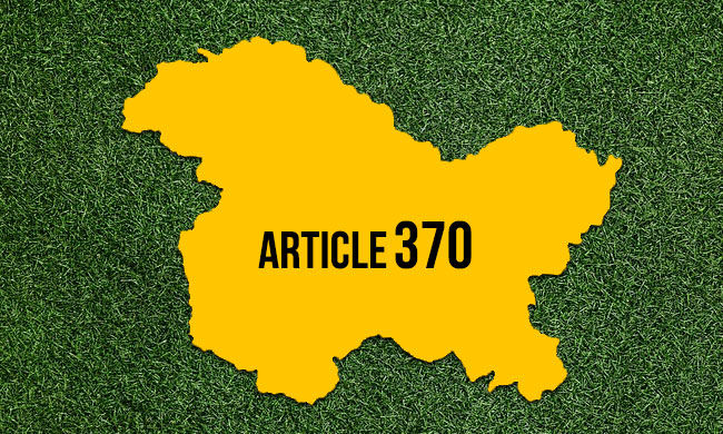 Article 370 scrapped, Jammu and Kashmir will be Union Territory