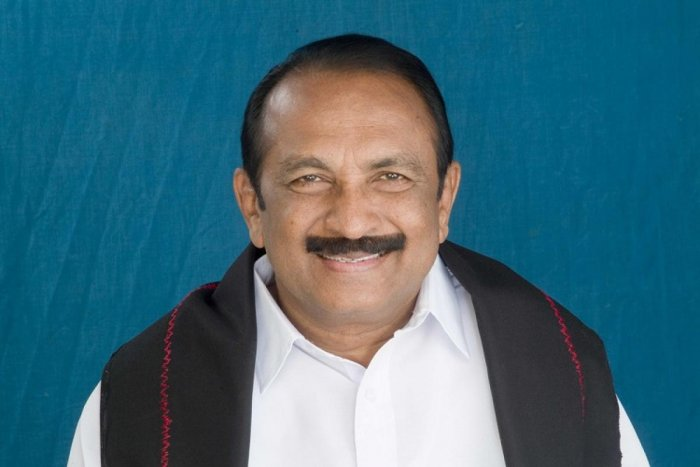 Vaiko, four others take oath as RS members