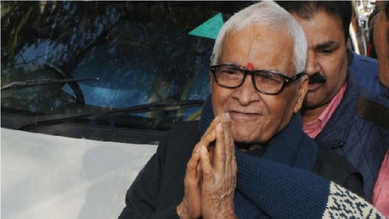 Former Bihar chief minister Jagannath Mishra passes away