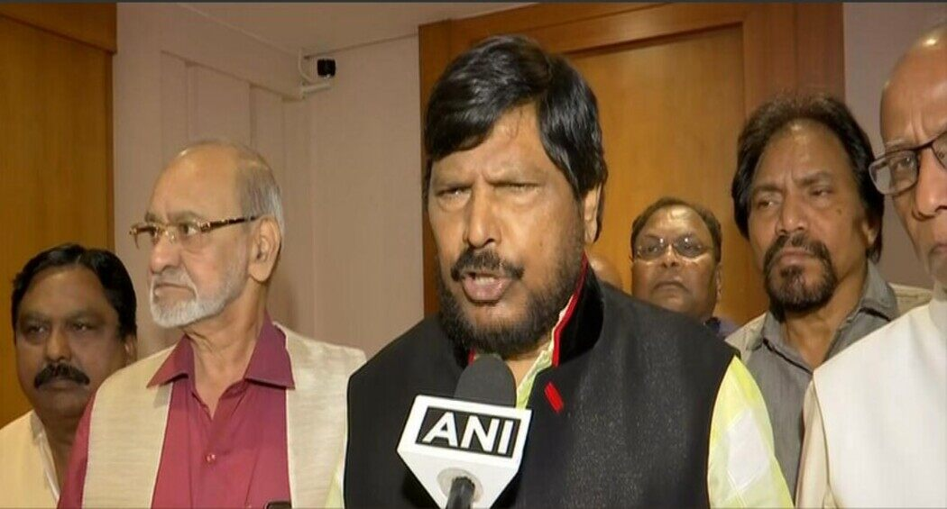 Amit Shah has assured me that BJP, Shiv Sena will form the govt in Maharashtra: Ramdas Athawale