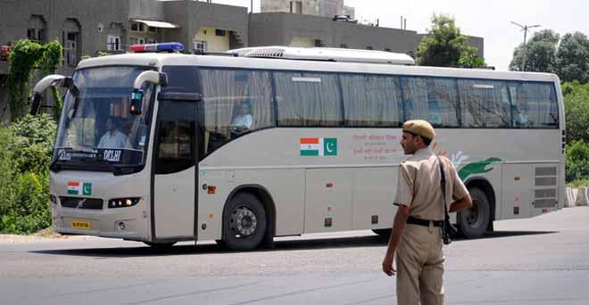 DTC cancels Delhi-Lahore bus service