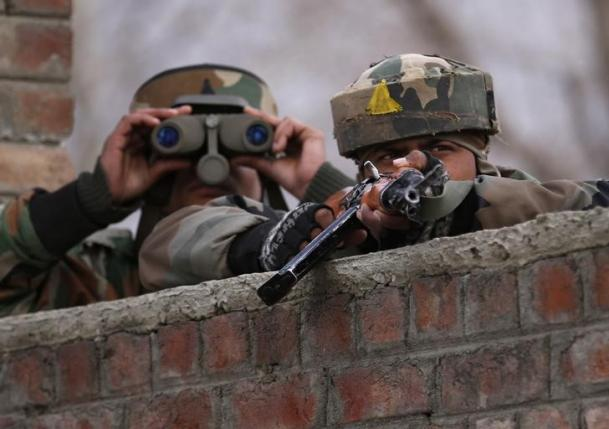 Firing between security forces and militants continues in Tral, Kashmir; 3 terrorists killed