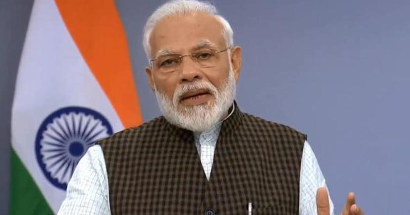 PM Modi appeals for peace and brotherhood