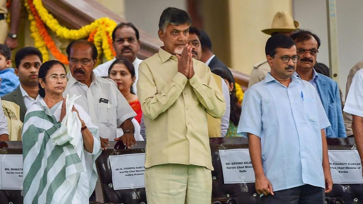 Kejriwal, Mayawati, Mamata to skip all-party meet; Left to attend