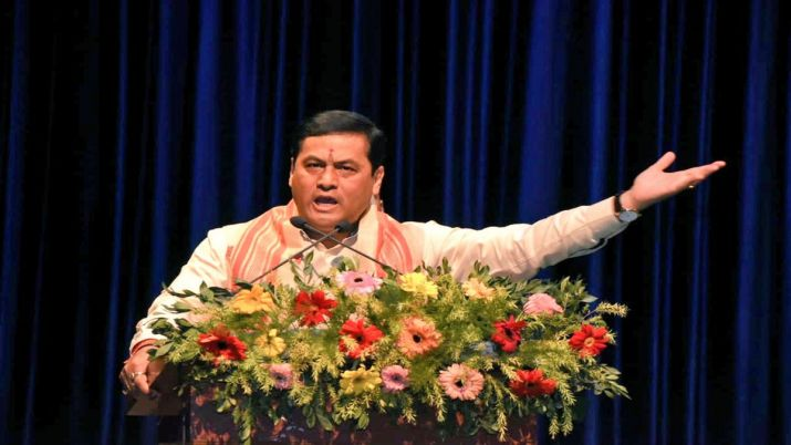 Strong action to be taken against those involved in violence: Assam CM Sonowal