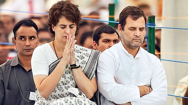 Home ministry sets up panel to probe organisations linked to Gandhis