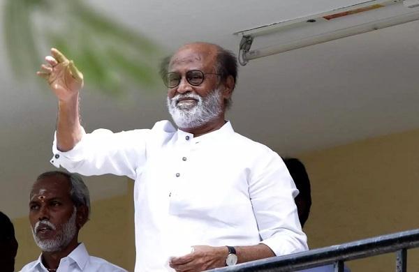 Rajinikanth Donates 50 Lakh to Tamil Nadu CM Relief Fund Amid Covid-19 Surge